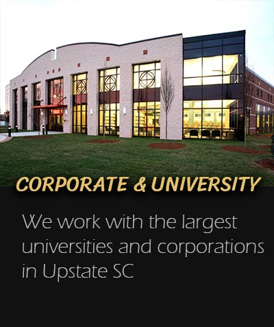 Corporate-University-Landscaping Spartanburg