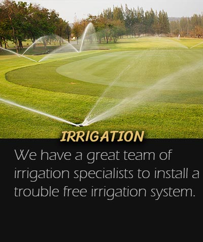 Irrigation-Spartanburg-SC