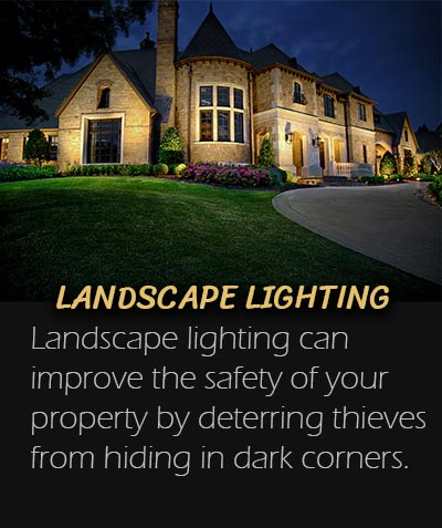 Landscape Lighting Spartanburg